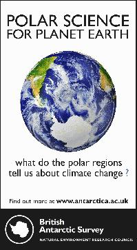 What do the polar regions tell us about climate change