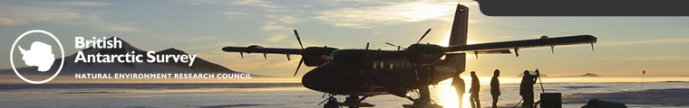 About BAS - Twin Otter at Sky Blu