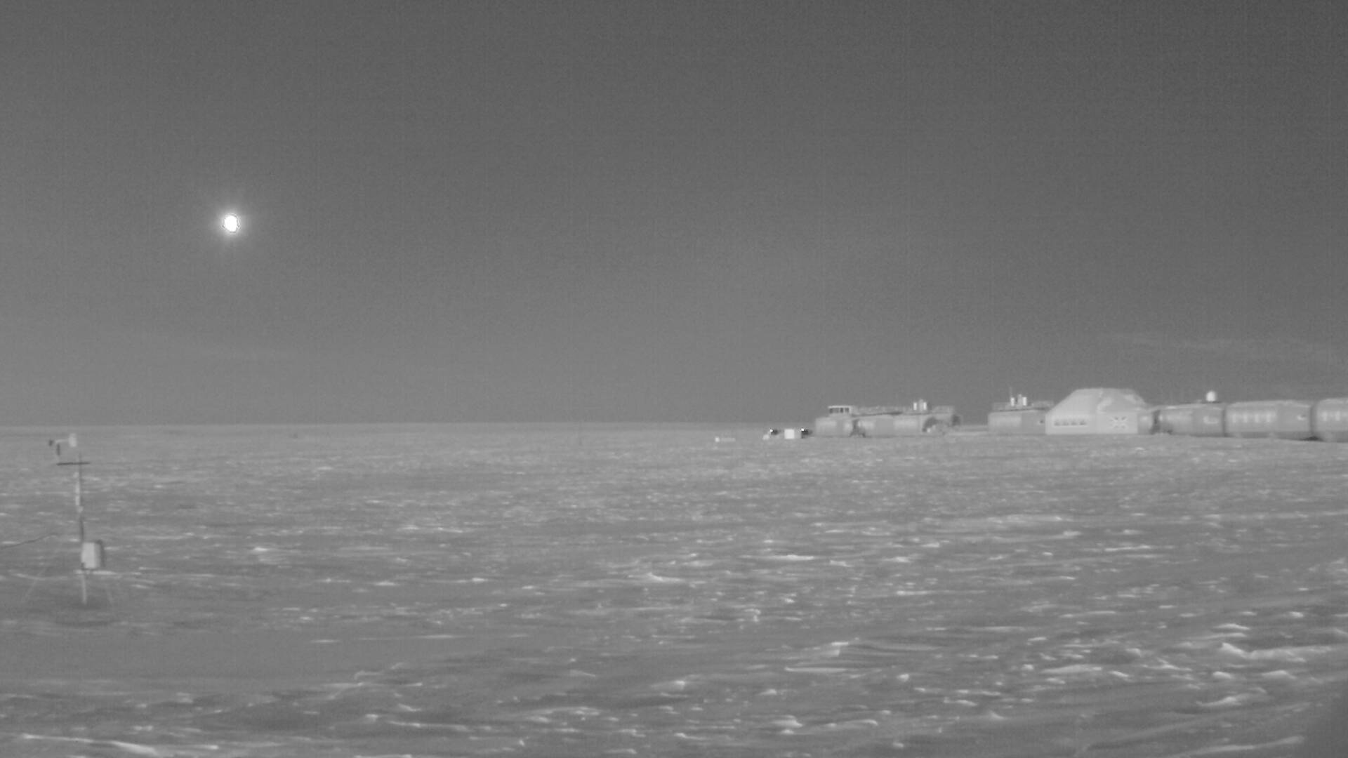 Latest Halley VI webcam image