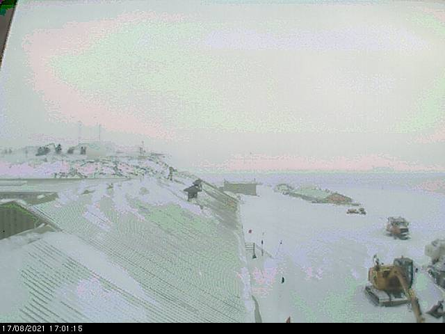 Latest Rothera webcam image